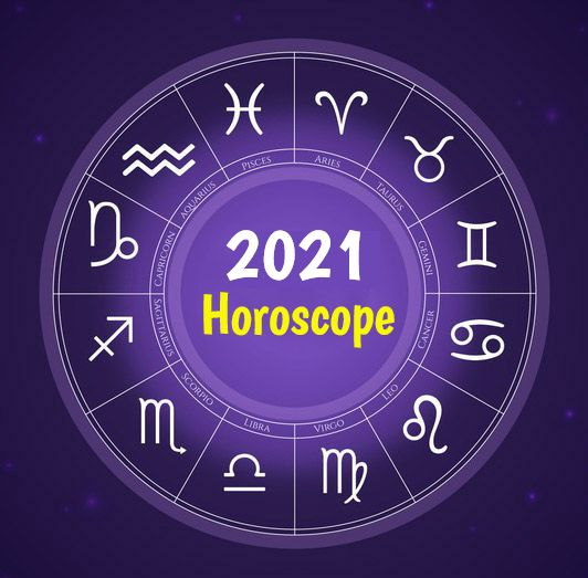 2021 Horoscope - Free Astrology Forecast