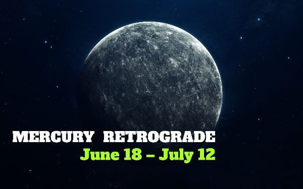 Mercury retrograde summer 2020
