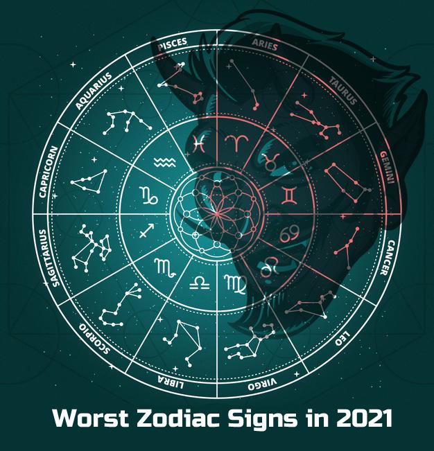 Zodiac sign worst Husbands Ranked
